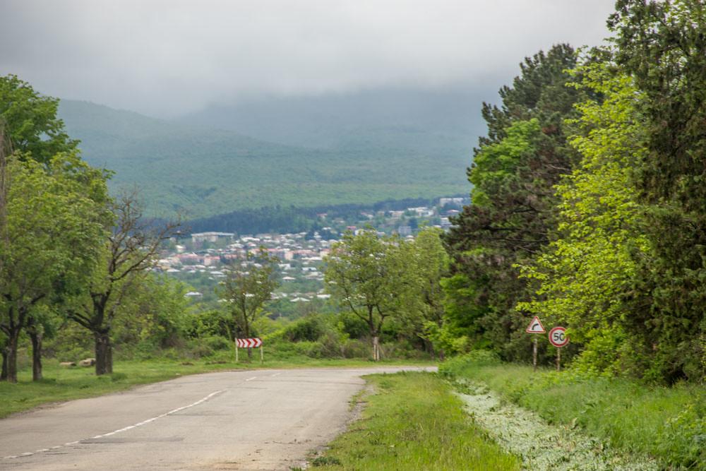 Кахетия Грузия