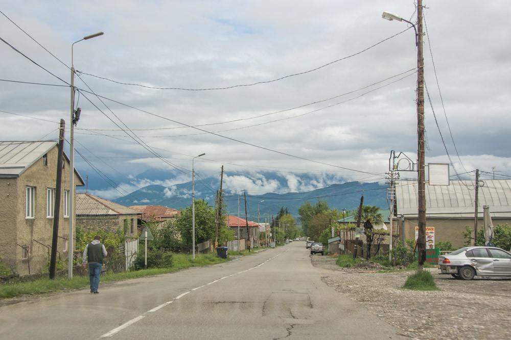 Телави Грузия