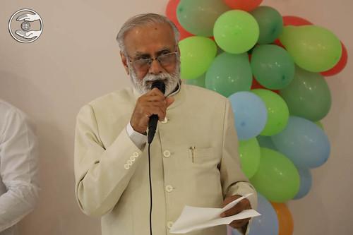 General Secretary SNM UK, H.S. Upashak, expresses his views