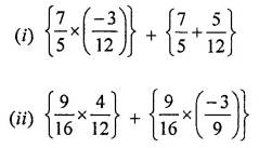 ML Aggarwal Maths for Class 8 Solutions Book Pdf Chapter 1 Rational Numbers Ex 1.3 Q9