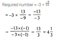 ICSE Understanding Mathematics Class 8 Solutions Chapter 1 Rational Numbers Ex 1.4 Q5
