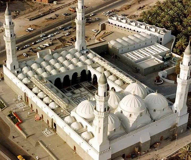 3202 7 Facts about the history of Masjid-e-Quba 02