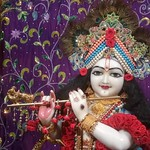 ISKCON Narasaraopet Deity Darshan 22 July 2019