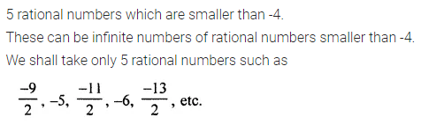 ICSE Class 8 Maths Book Solutions Free Download Pdf Chapter 1 Rational Numbers Ex 1.5 Q7