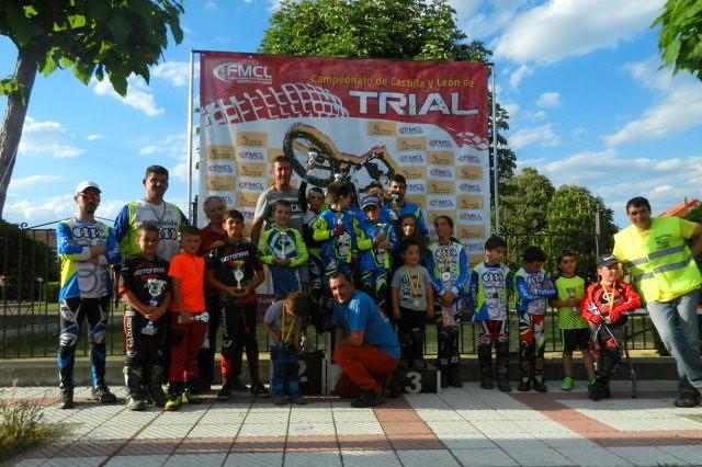 I Trial Infantil Navatejera