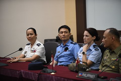 Visit - Philippine Armed Forces