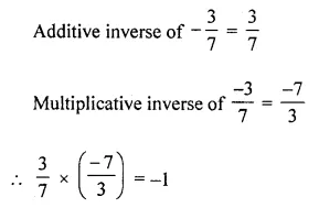 ICSE Understanding Mathematics Class 8 Solutions Chapter 1 Rational Numbers Ex 1.3 Q11