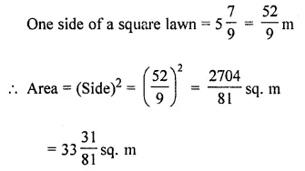 ICSE Understanding Mathematics Class 8 Solutions Chapter 1 Rational Numbers Ex 1.6 Q7