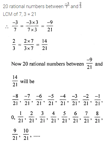 ML Aggarwal Maths for Class 8 Solutions Book Pdf Chapter 1 Rational Numbers Ex 1.5 Q3