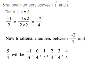 ML Aggarwal Class 8 Solutions Chapter 1 Rational Numbers Ex 1.5 Q4
