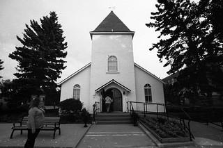 RCMP Memorial Chapel