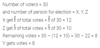 ML Aggarwal Class 8 Solutions for ICSE Maths Chapter 1 Rational Numbers Ex 1.6 Q3