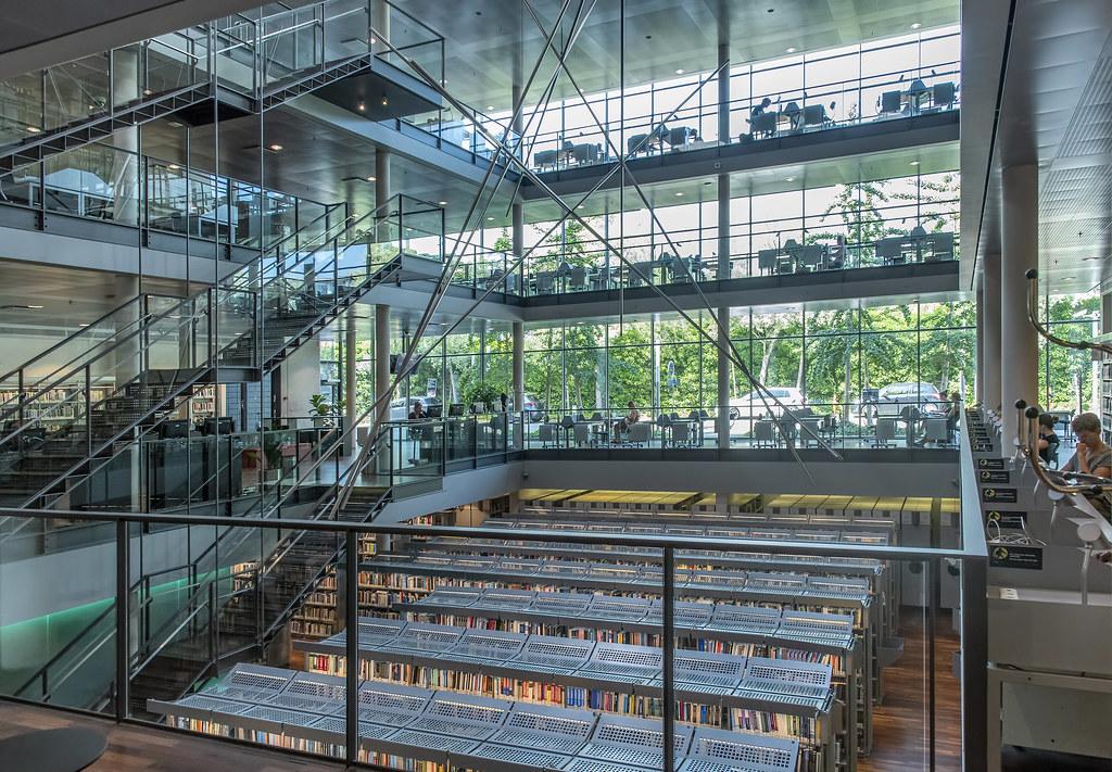 Copenhagen Business School Library