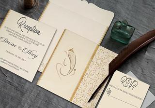 Indian Wedding Cards Designs