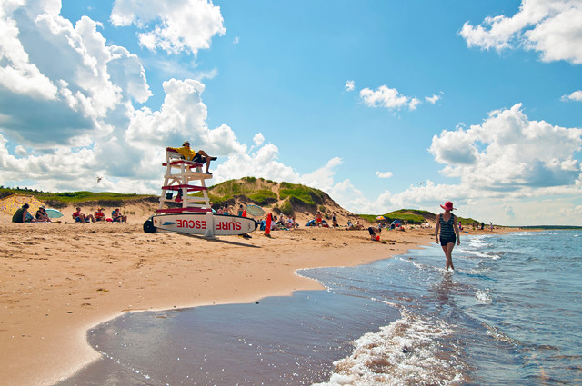Prince Edward Island - National Park Beaches