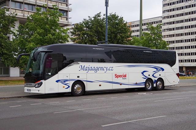 SETRA S517HD - MAJAAGENCY.CZ  Prague