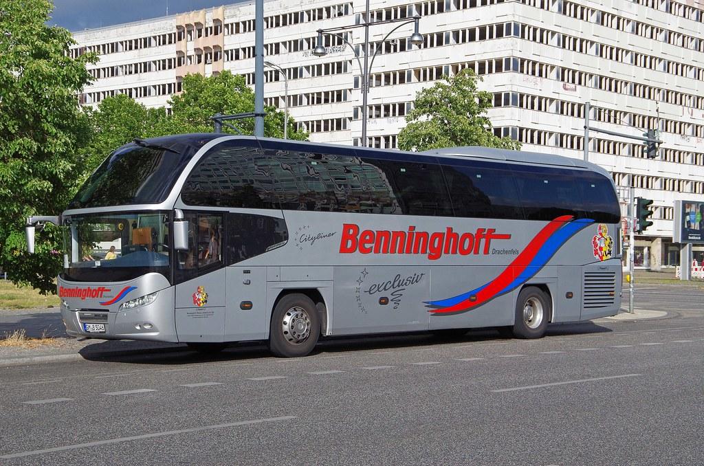 NEOPLAN Cityliner - BENNINGHOFF Reisen Wiehl  Germany