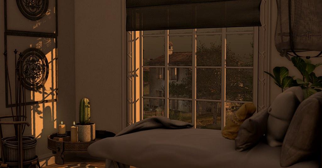 Roman blinds photo