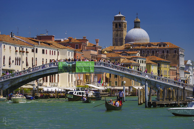 Embarking on the Grand Canal