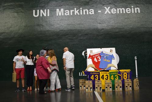 Victor Bereikua Elorrioren Oroimenezko Txapelketaren finalak
