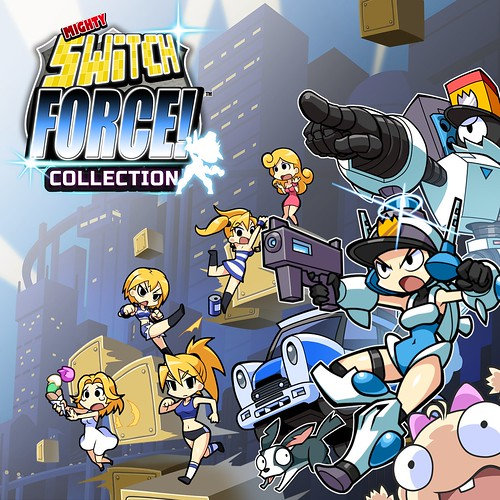 Thumbnail of Mighty Switch Force! Collection on PS4