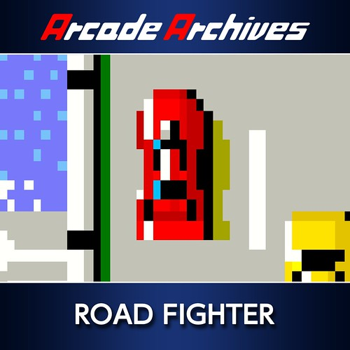 Thumbnail of Arcade Archives ROAD FIGHTER on PS4