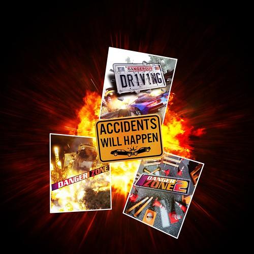 Thumbnail of Accidents will Happen - Dangerous Driving Crash Mode Bundle on PS4