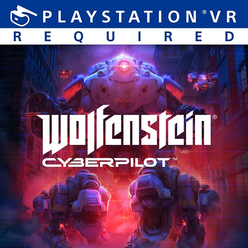 Thumbnail of Wolfenstein: Cyberpilot on PS4