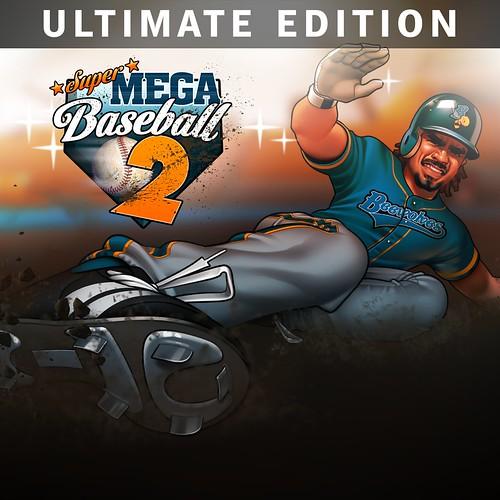 Thumbnail of Super Mega Baseball 2: Ultimate Edition on PS4