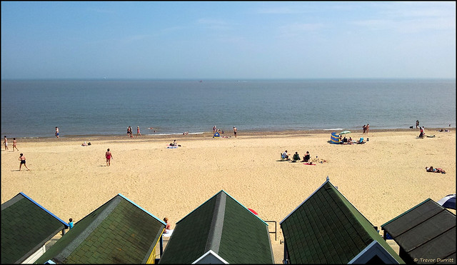 Southwold Beach, Suffolk, England 20130707_134707