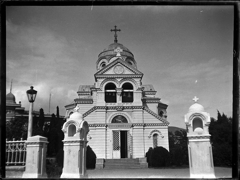 1897. Гурзуф. Успенский собор