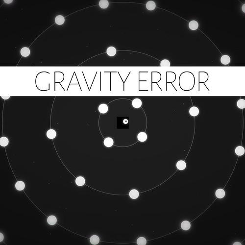 Thumbnail of Gravity Error on PS4