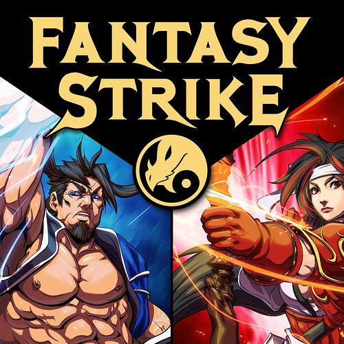Thumbnail of Fantasy Strike on PS4