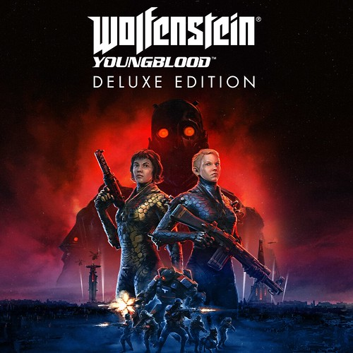 Thumbnail of Wolfenstein: Youngblood Deluxe Edition on PS4