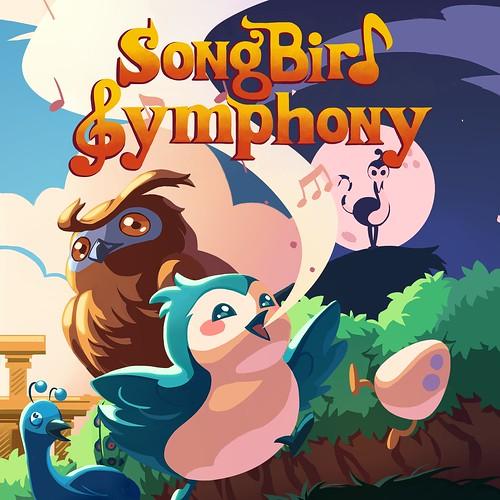 Thumbnail of Songbird Symphony on PS4