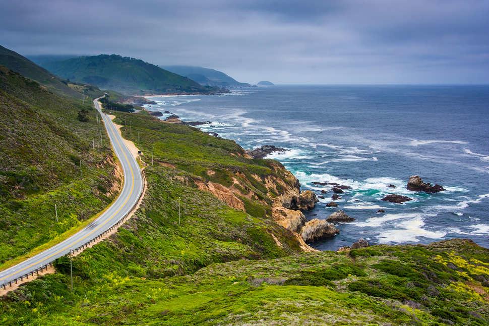 Scenic Road Trip