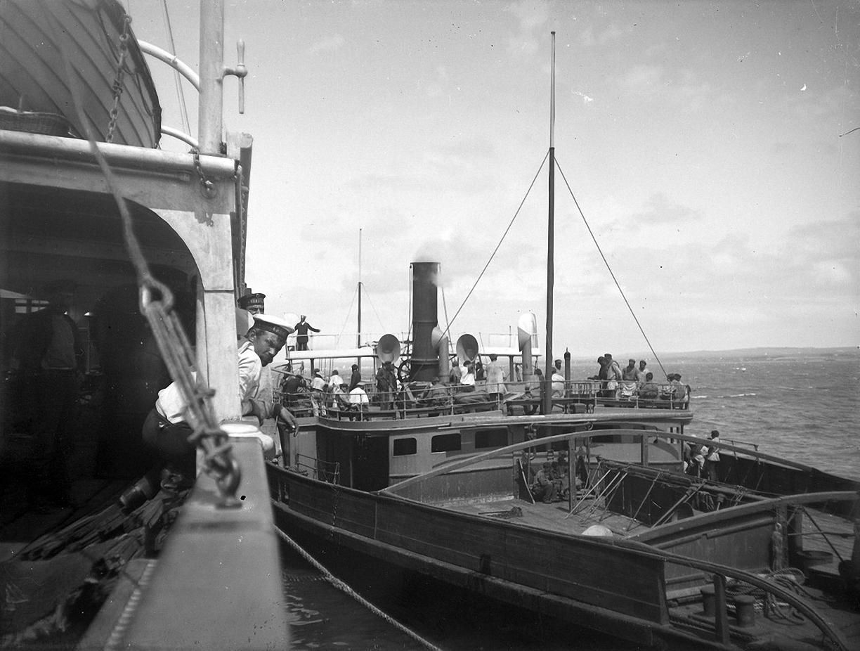 1897. Ялта. Корабли