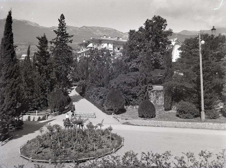 1897. Гурзуф.