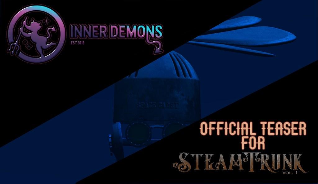{ID} SteamTrunk Teaser - TeleportHub.com Live!