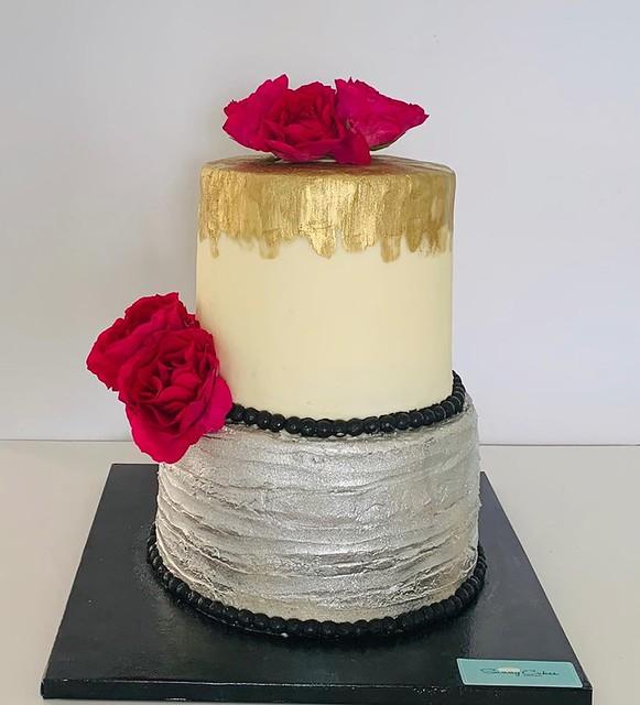 Cake by Sunny Cakes Miami