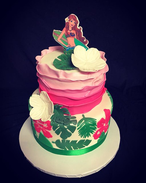 Cake by Miami Party Cakes