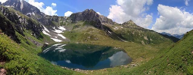 Lago di Prato, Valle Leventina.Canton Ticino, Svizzera