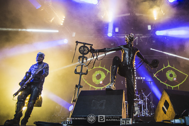Shaârghot @ Hellfest 2019, Clisson | 22/06/2019