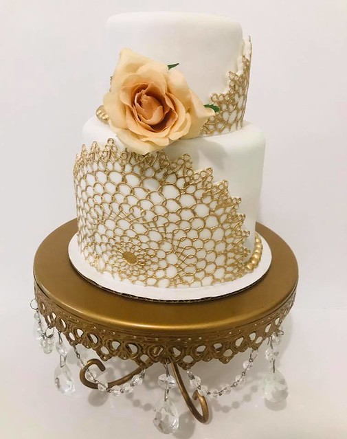 Cake by Bibi Cakes Miami