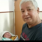 My grand daughter born on 2 June 2016
