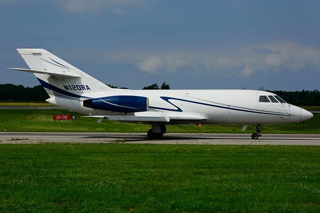 N120RA (Royal Air Freight)
