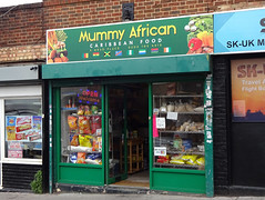 Picture of Mummy African, 5 The Parade, Mead Place