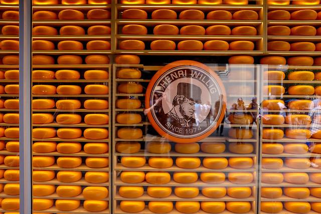 Cheesy reflections
