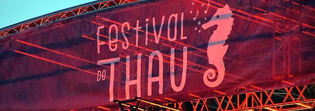 Festival de Thau 2019 à Mèze