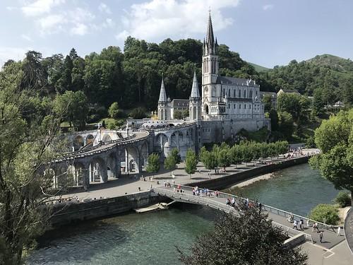 Lourdes 2019: Day 2